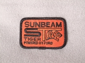 Tiger Jacket Patch